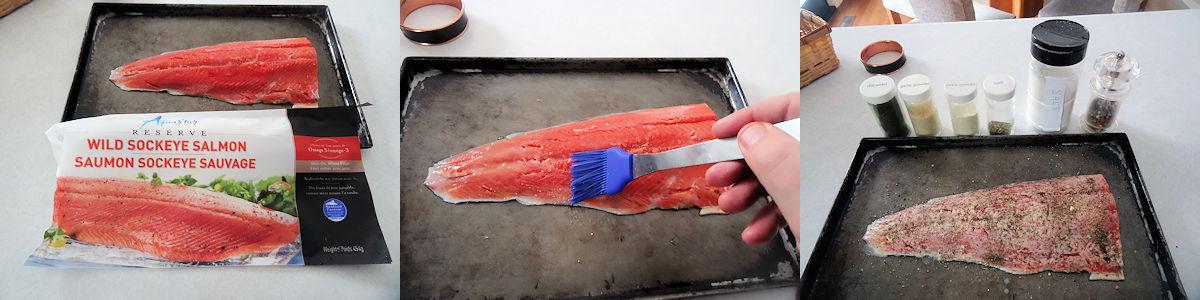 Smoked Dill Salmon 01