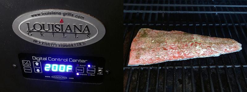 Smoked Dill Salmon 02