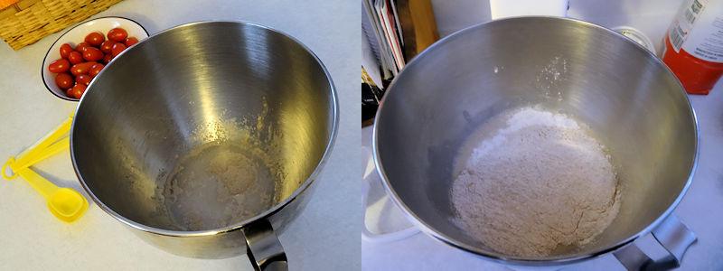 Sourdough Honey Bagel 1