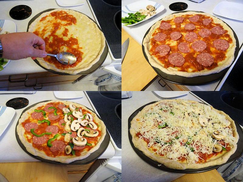 Sourdough Pizza 4