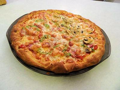 Sourdough Pizza 5