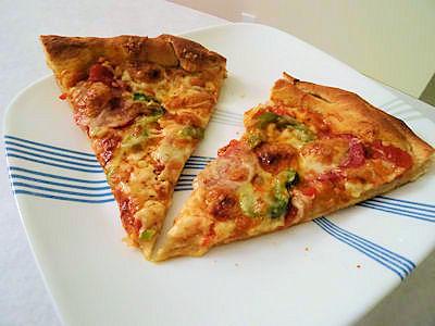 Sourdough Pizza 7