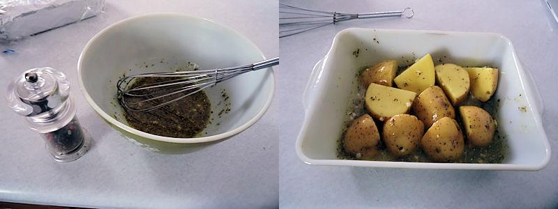 Tasty Potato Roast 1