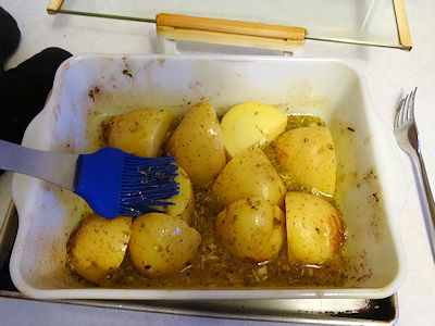 Tasty Potato Roast 2