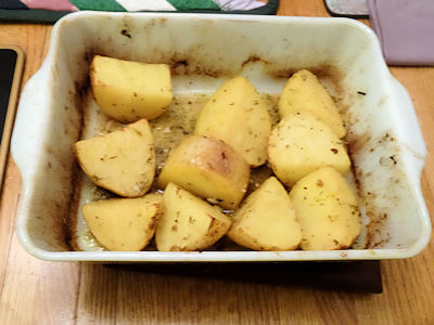 Tasty Potato Roast 3