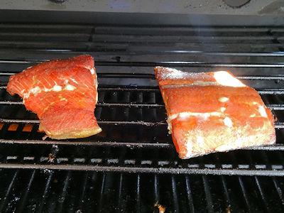 Easy Smoked Salmon 1