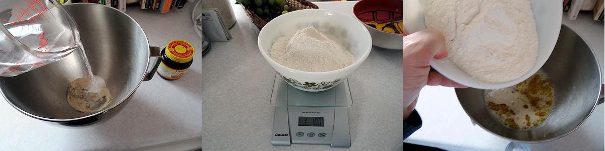 Garlic Focaccia 1