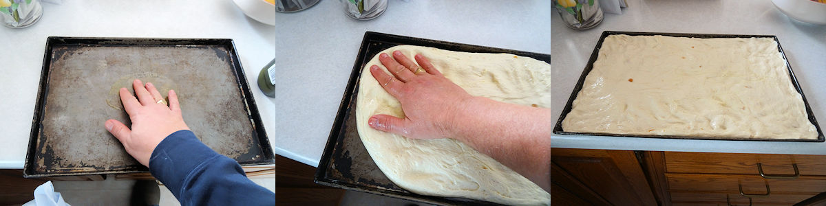 Garlic Focaccia 4