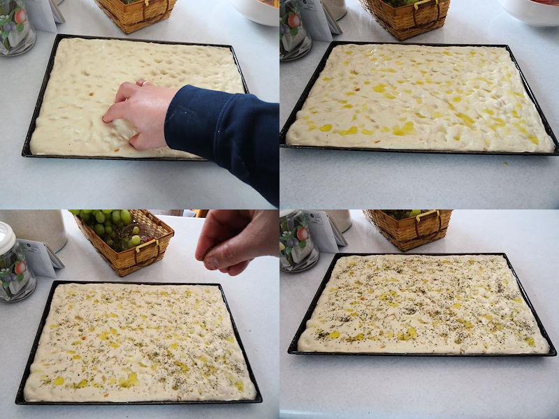 Garlic Focaccia 5