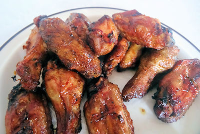 Piri Piri Wings 4