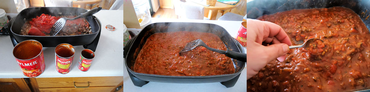 Easy Meat Sauce 2