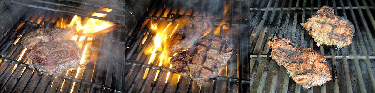 Steak and Baked Potato 6
