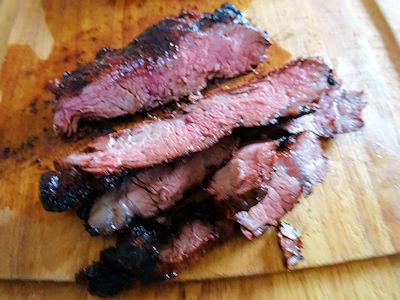 Steak and Baked Potato 8