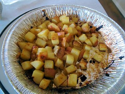 Berbere Grilled Potatoes 3