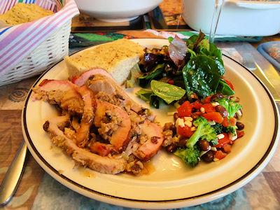 Berbere Pork Loin 12