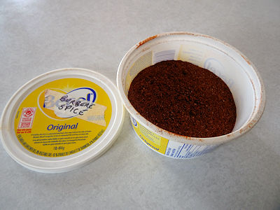 Berbere Spice at oldfatguy.ca