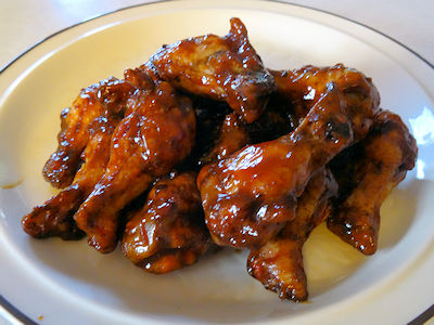 Cinqo de Mayo Wings at oldfatguy.ca