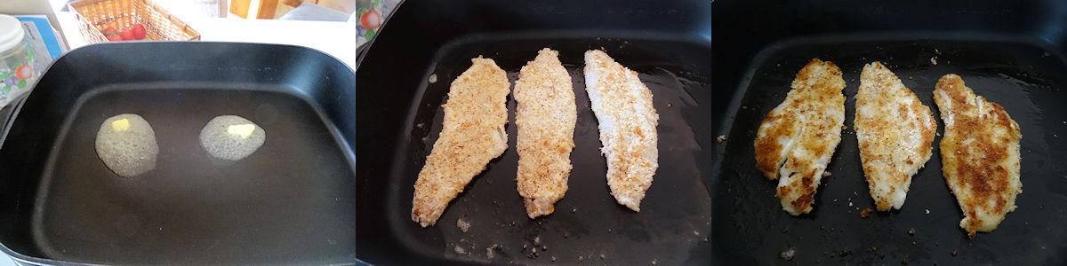 Quick Breaded Sole 2