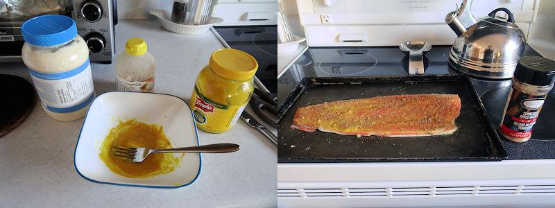 Sweetened Salmon 1
