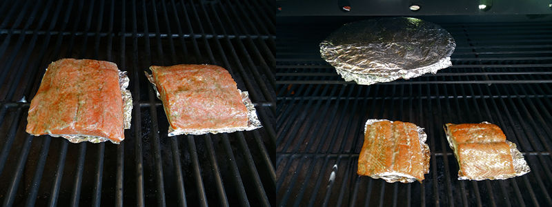 Grilled Dilled Salmon 2