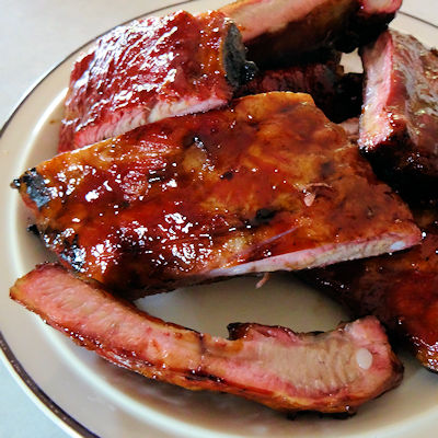 Maple Glazed Ribs 4