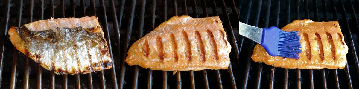 Maple Glazed Salmon 2