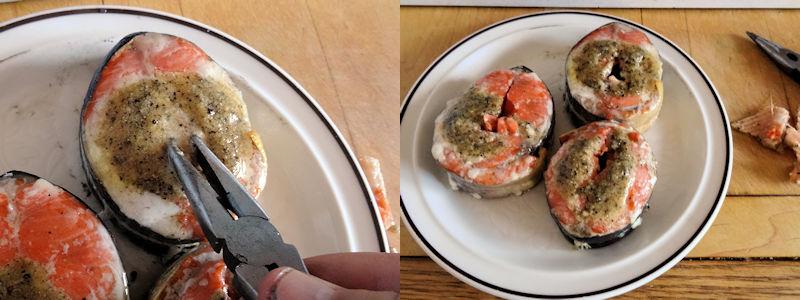 Fancy Shmancy Salmon 06