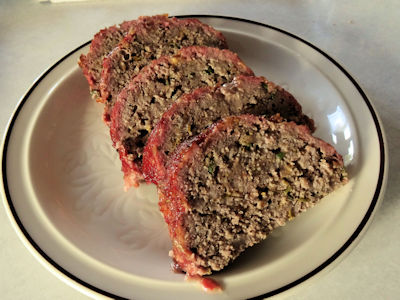 Meatloaf and Gravy 5