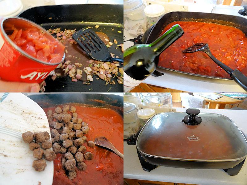 Miniball Spaghetti 5