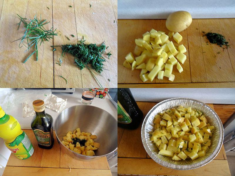 Summer Potatoes 1
