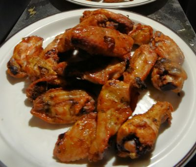 Scarbelly Wings