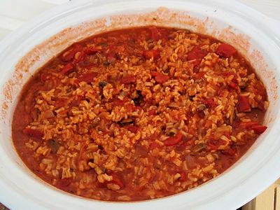 Tomato Rice Soup – Vegetarian & Gluten Free