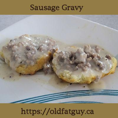 Sausage Gravy