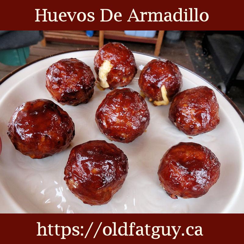 Huevos De Armadillo