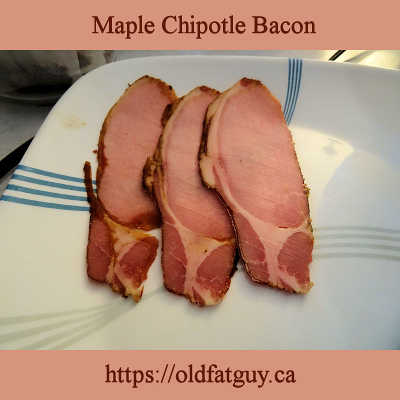Maple Chipotle Bacon