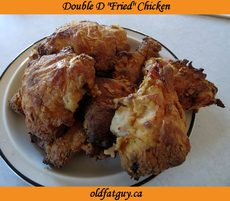 "Double D ""Fried"" Chicken"
