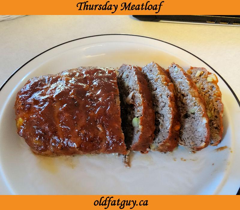 Thursday Meatloaf