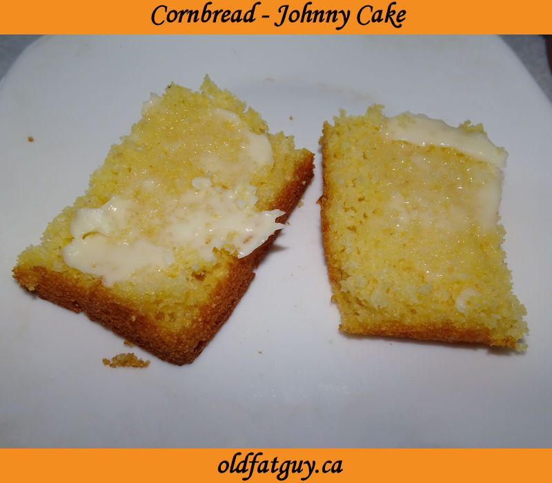 Cornbread – Johnny Cake